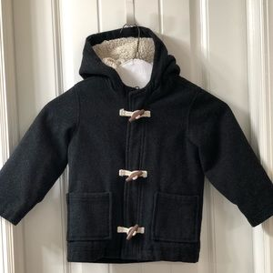 Boys Old navy Pea Coat 4t